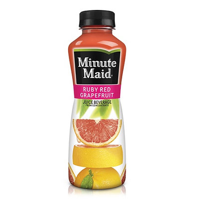 Minute Maid® Ruby Red Grapefruit
