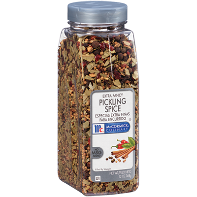 McCormick Culinary® Pickling Spice, Extra Fancy