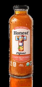 Honest Tea Organic Peach Oo-La-Long Tea