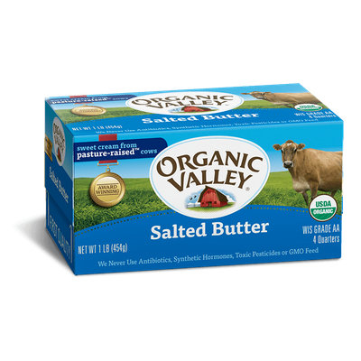 Organic Valley® Salted Butter