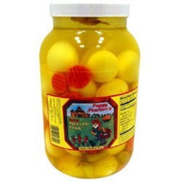 EGGS PICKLED SPICY GAL, CS 4/42CT GAL, 03-0363 WILLAMETTE EGG FARMS SPECIALTY FOOD