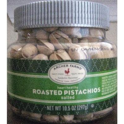Archer Farms Heart Healthy Roasted Pistachios Salted 10.5oz