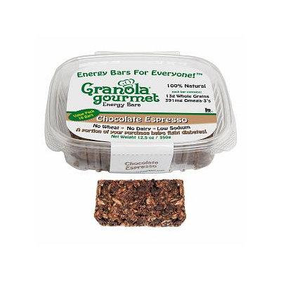 Granola Gourmet Chocolate Espresso ORIGINAL Energy Bars