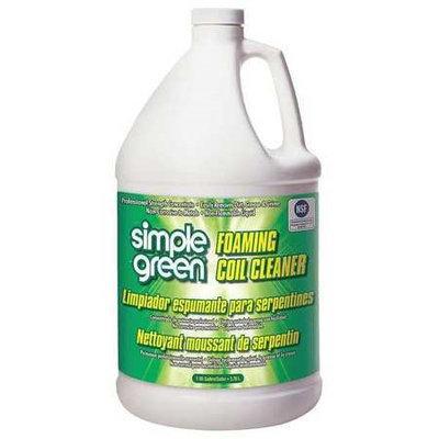 Simple Green Liquid Condenser or Evaporator Cleaner (1 gal, Clear Color, 1 EA). Model: