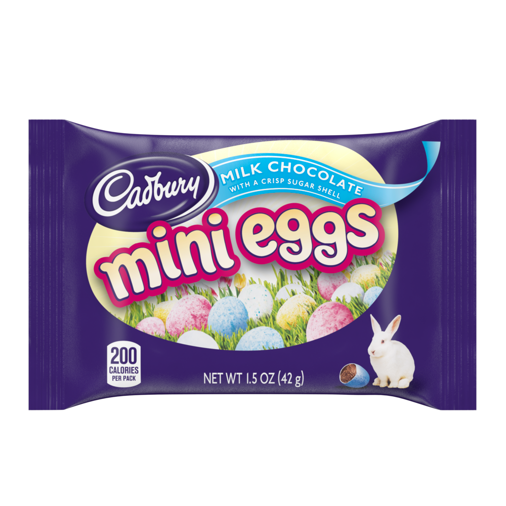 Cadbury Milk Chocolate Mini Eggs
