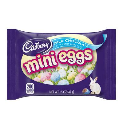 Cadbury Milk Chocolate Mini Eggs