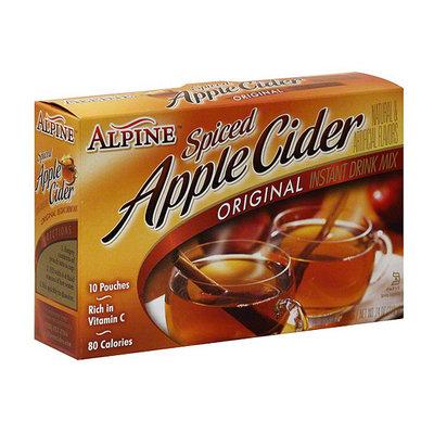 Alpine Spiced Apple Cider Drink Mix