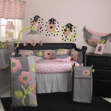 Cotton Tale Poppy 10 Piece Crib Bedding Set