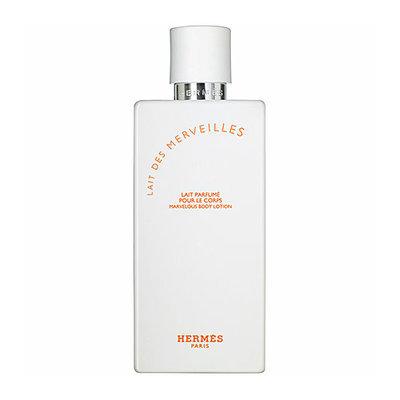 HERMÈS Eau des Merveilles Lait des Merveilles Perfumed Body Lotion Lait des Merveilles Perfumed Body Lotion 6.7 oz