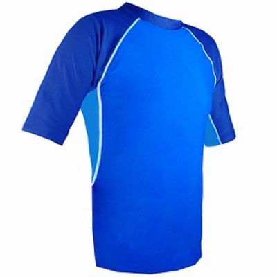 Tuga Men's UV Protective Rashguard Swimsuit