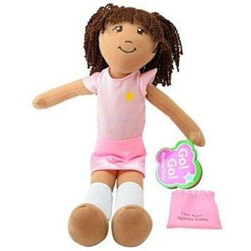 Dream Big Toys Go! Go! Sports Girl - Dancer Girl