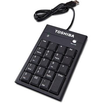 Toshiba USB Portable Numeric Keypad