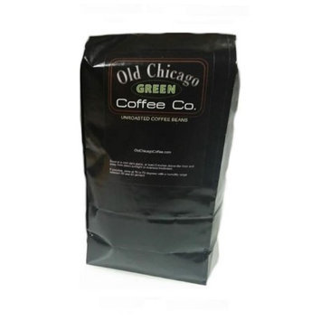 Old Chicago C00347 Costa Rican Dota Rare Unroasted Green Coffee Beans - Raw