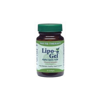 Lipo-Gel Alpha Lipoic (Manufacturer Out of Stock- NO ETA) by Phyto-Therapy