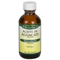 De La Cruz Avocado Oil, Natural, 2 fl oz (59 ml)