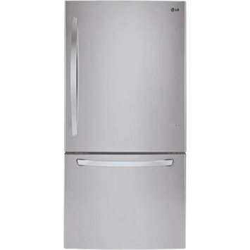 LG 23.8 cu. ft. Bottom-Freezer Refrigerator LDC24370ST