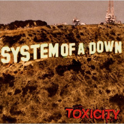 Sony TOXICITY BY SYSTEM OF A DOWN (CD)