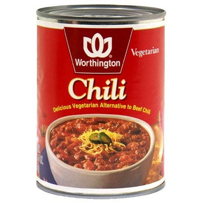 Worthington Chili, 20-Ounce Cans (Pack of 12)
