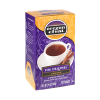 Oregon Chai The Original Chai Tea Bags - 20 CT
