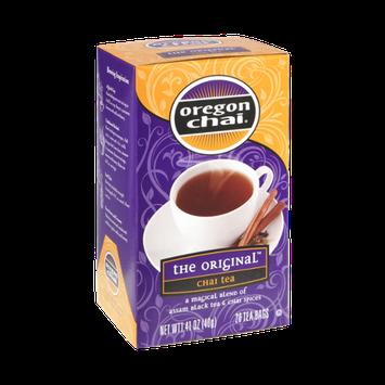 Oregon Chai The Original Chai Tea Bags - 20 CT