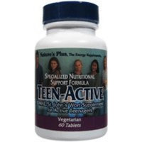 Nature's Plus - Teen-Active, 60 tablets