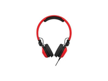 Mad Catz FREQ M Wired Mobile Stereo Headset (Red)