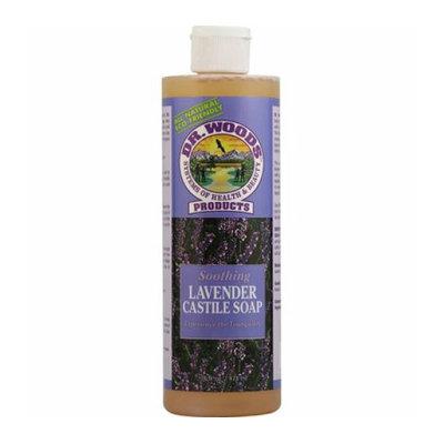 Dr. Woods Castile Soap Soothing Lavender 16 fl oz