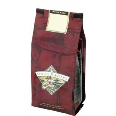 Coffee Masters Flavored Coffee Winter Frost Decaffeinated, Ground, 12-Ounce (Pack of 2)