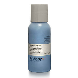 Anthony Logistics for Men Sea Salt Body Scrub