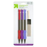 up & up 3ct 0.7MM Mechanical Pencil Starter Set
