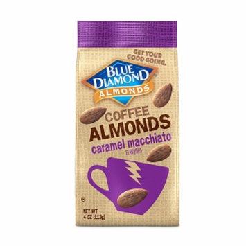 Blue Diamond Almonds, Caramel Macchiato, 4 oz