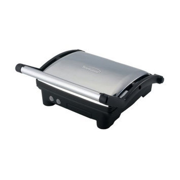 Brentwood SS Contact Grill