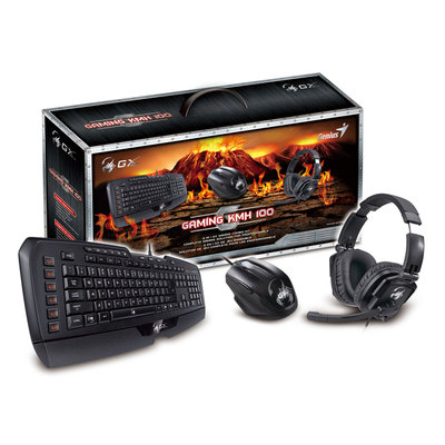 Genius Products GX Gaming 3 in 1 combo