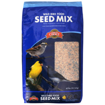Grreat ChoiceA Wild Bird Seed Mix