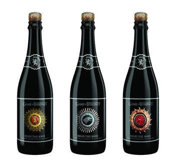Brewery Ommegang Game of Thrones Bend the Knee Beer