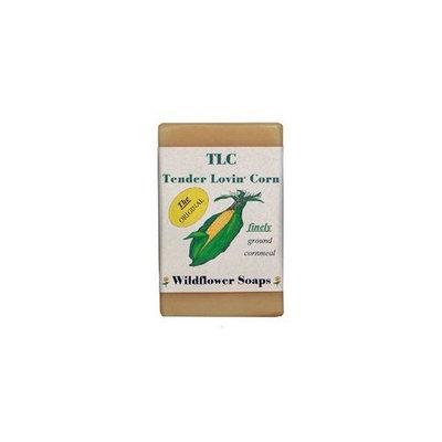 Wildflower Soaps Tender Lovin' 4 oz Soap Bar (3 Pack)