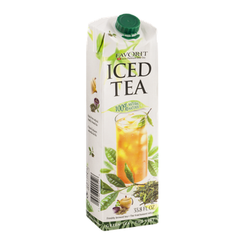 Favorit Swiss Premium Iced Tea Green Tea