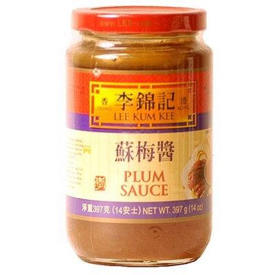 Lee Kum Kee Plum Sauce, 14-Ounce Jars (Pack of 3)