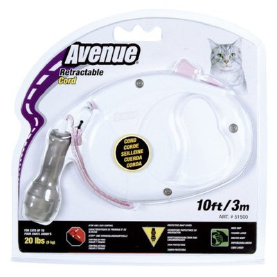 Hagen Avenue Retractable Cat Leash