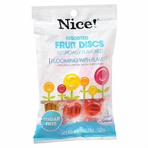 Nice! Sugar Free Hard Candy