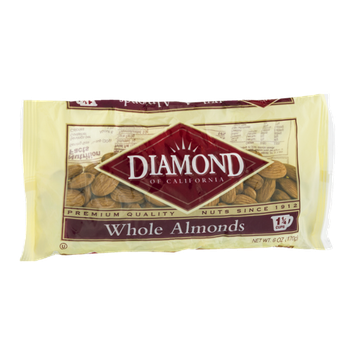 Diamond Whole Almonds