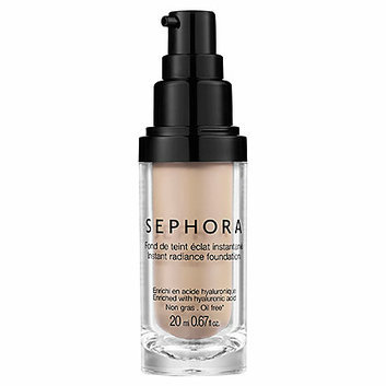 SEPHORA COLLECTION Instant Radiance Foundation Light 10 Ivory 0.67 oz