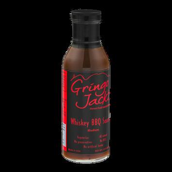 Gringo Jack's Whiskey BBQ Sauce Medium