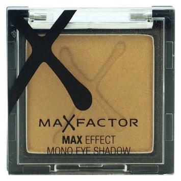 Cacique Max Factor 1 Pc Max Colour Effect Mono Eye Shadow - No. 04 Golden Bronze