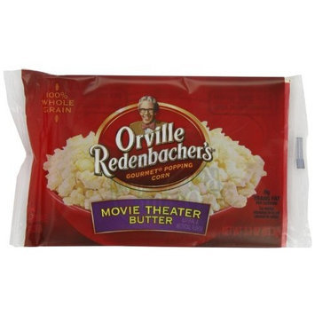 Orville Redenbacher's Gourmet Microwavable Popcorn, Movie Theater Butter, 36-Count Bags