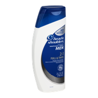 Head & Shoulders Men 2-in-1 Dandruff Shampoo + Conditioner Full & Thick