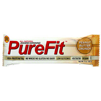 PureFit Peanut Butter Crunch Nutrition Bars