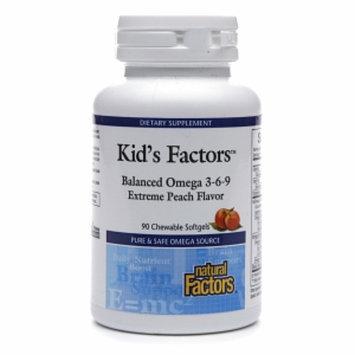 Natural Factors Kid's Factors