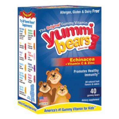 Yummi Bears Echinacea w/ Vitamin C & Zinc