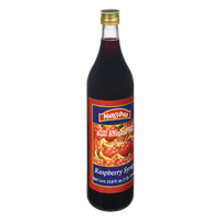Marco Polo All Natural Raspberry Syrup